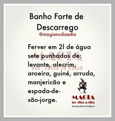 Magia no Dia a Dia: Banho Forte De Descarrego Reiki, Baby Witch, Healing Herbs, Book Of Shadows, The Magicians, Witchcraft, Spelling, Tarot, Herbalism