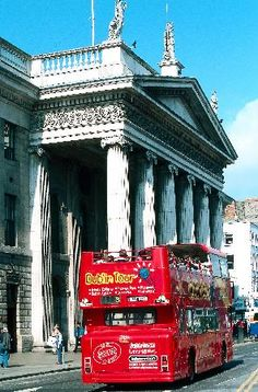 La Ciudad de Dublín