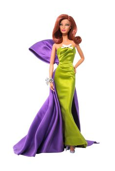 Anemone Barbie® by Christian Louboutin | Barbie Collector 2010