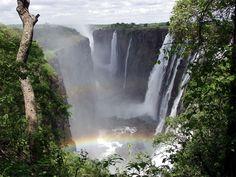 Victoria Falls, World's Tallest Waterfall, Zambia