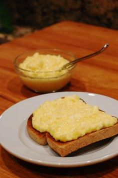 Poached eggs on toast - It blew my mind!