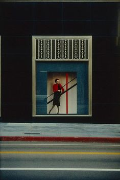 An image of Los Angeles by Franco Fontana