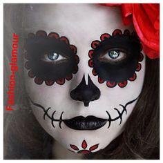 Maquillaje De Catrina Make Up, Maquillaje Halloween, Maquillaje Catrnas, Maquillajes Catrina, Maquillaje Calaveras, Maquillaje Fantasia, Dia De Los Muertos,