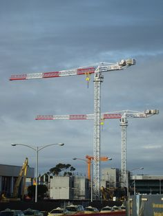 Learn to operate a Tower crane and gain your High Risk Work Licences for Tower crane operations with Koolat Safety