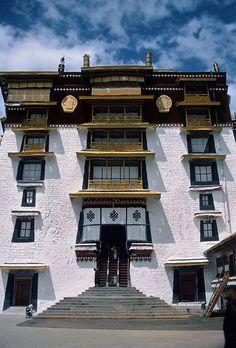 Lhasa, China - The Potala Palace
