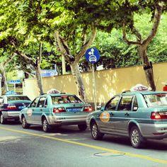 SH taxi's