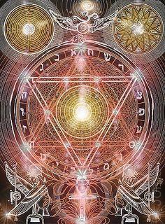 Joma Sipe Arte Simbolista e Visionária l Symbolist and Visionary Art Sacred Geometry Symbols, Magic Circle, Ancient Symbols, Visionary Art, Sacred Art, Flower Of Life, Psychedelic Art, Fractal Art, Art Blog