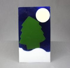READY TO SHIP  Twilight Woods soap  hot cocoa by WizardAtWork