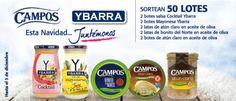 ¡Ybarra y Campos sortean 50 lotes de sus productos esta Navidad!