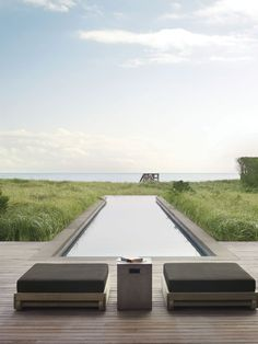 Hamptons pool