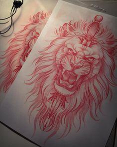 Tiger Tattoo Design, Tattoo Design Drawings, Tattoo Sketches, Tattoo Designs Men, Leo Tattoos, Animal Tattoos, Body Art Tattoos, Lion Tattoo Sleeves, Sleeve Tattoos
