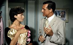 Sophia Loren interview: 'Why I burnt my diaries' - Telegraph  Sophia Loren and Cary Grant: Houseboat (1958)