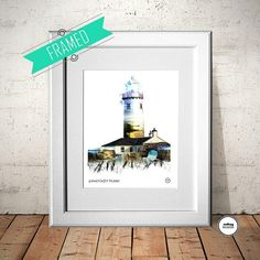 Updates from RedboyDigitalPrints on Etsy Wall Art Decor, Lighthouse, Digital Prints, My Arts, Donegal, Unique Jewelry, Frame, Handmade Gifts, Artwork