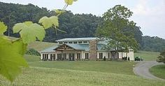 West Wind Farm Vineyard & Winery  - one of 18 Virginia wineries with a fantastic outdoor space with impeccable views, as tapped by Virginia Tourism staff! #vawine