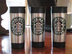 Custom Coffee Mugs with the Silhouette Cameo!