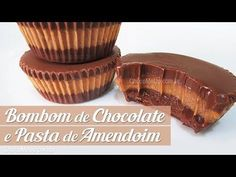 Receita de Bombom Gelado de Chocolate e Pasta de Amendoim - Choco Me Up!