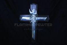 Visita nuestra página web para ver nuestros productos y poder realizar tu compra.  www.flamingopewter.com