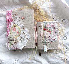 Handmade by Smilla: Блокноты учениц и набор в весеннюю группу.