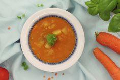 Kocham tę zupę. W 100% trafia w moje smaki i potrzeby. Jest zdrowa, bardzo smaczna i nie wymaga posiadania bulionu. Do jej przygotowania zainspirowała mnie Monika Mrozowska, która bardzo podobną… Czytaj więcej