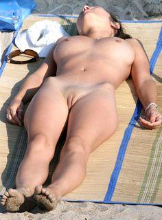 Mature Nudist M/F Couple In Arizona : Photo