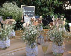 La paniculata es un flor bonita y muy romántica. ¡Apuesta por ella para tu boda si quieres un estilo vintage o rústico!