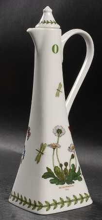 Portmeirion Botanic Garden Square Oil Cruet  Stopper, Fine China Dinnerware Portmeirion,  To enter online shopping Just CLICK on AMAZON right HERE http://www.amazon.com/dp/B00716INT6/ref=cm_sw_r_pi_dp_tepptb0714JZ6MM7