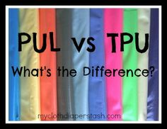 PUL vs. TPU: Delaminating the Differences