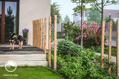 Schody na terasu Landscape Design, Garden Design, Google Images, Outdoor Living, Pergola, Outdoor Structures, Flowers, Plants, Beautiful
