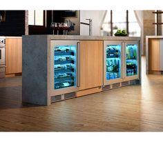"24"" Signature Series Sottile Beverage Center"