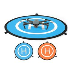 75cm RC Drone launch pad Quadcopter Helicopter Mini landing pad helipad for DJI Mavic Pro phantom 3 4 inspire 1 xiaomi mi drone