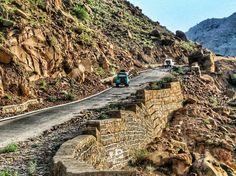 Adventurous Road to Gorakh Hill Station Sindh Pakistan . . #beingatraveler #bilalazam #blogger #backpacker #adventurist #explorer #explorepakistan #traveler #picturepakistan #islamic_republic_of_pakistan #beautiful #Adventure #roadtrip #road #hike #jeep #trip #hill #hillstation #Pakistan #sindh #gorakh #lovefortravel #instatraveling #instalike #photos #photography #photographer #pic #mountains