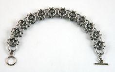 Celtic Visions Chain Maille Bracelet instructions