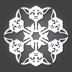 Star Wars Snow Flurry