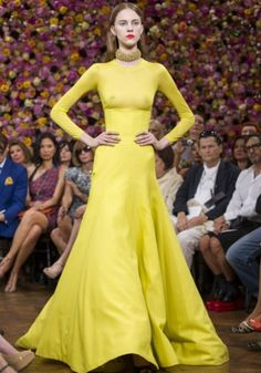 Raf Simons for Dior Couture