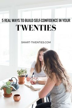 Here's how I've increased and built self-confidence in my twenties! This is a must-read for all millennials and women in their twenties! Confidence Tips, Confidence Building, Self Development, Personal Development, Character Development, Building Self Esteem, Life Advice, Career Advice, Life Tips