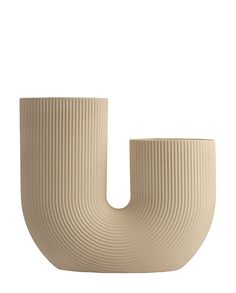House Doctor, Design Vase, By Lassen, Home Living, Beige, Chair, Interior, Furniture, Home Decor