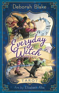 Everyday Witch Tarot Kit-s It should be ready January 2017! Awesome!