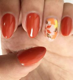 Here is Fall Nail Designs Pictures for you. Fall Nail Designs 56 stylish fall nail art design for that will completely. Fall Nail D. Fall Gel Nails, Fall Acrylic Nails, Autumn Nails, Fall Nail Art Autumn, Nails Design Autumn, Cute Fall Nails, Spring Nails, Summer Nails, Popular Nail Colors