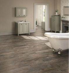 "Marazzi Montagna Rustic Bay 6"" x 24"" Glazed porcelain Floor and Wall Tile"
