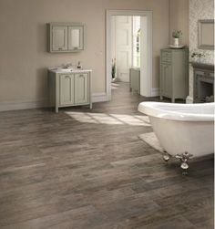 "Marazzi Montagna Rustic Bay 6"" x 24"" Glazed porcelain Floor and Wall Tile"