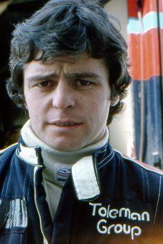 Derek Warwick UK - 1981-93 - Toleman, Renault, Brabham, Arrows, Lotus, Footwork