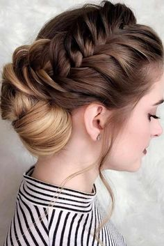 Prom Hair Updos 2017, Specially for You ★ See more: http://lovehairstyles.com/prom-hair-updos/