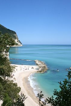 Postcard From Sirolo, Marche   Italy (by Arianna Scarponi), province of Ancona