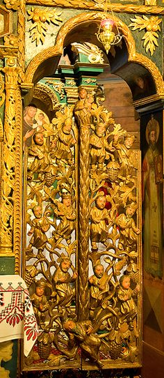 The Royal Doors #gold