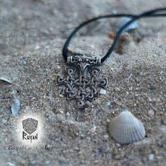 Hiddensee Thor's Hammer. Viking jewellery Mjolnir Thor