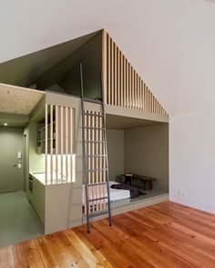 80 Men's Bedroom Ideas – A List of the Best Masculine Bedrooms - InteriorZine Small Room Bedroom, Bedroom Decor, Bedroom Ideas, Small Bedrooms, Small Apartments, Small Spaces, Decor Scandinavian, Small Loft, Man Room