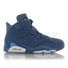 uk availability 105f2 76b52 Air Jordan 6 Retro diffused blue - Basket4Ballers Michael Jordan Schuhe, Air  Jordan Schuhe,