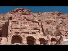Petra. La Ciudad Rosa del Desierto. Jordania, y II parte