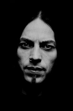 Frost aka Kjetil Vidar Haraldstad of Satyricon (Nor) - Love Those Features