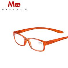 09ab02be192157 MEESHOW Hot Sale Gafas De Lectura Europe Size Long Temple Reading Glasses  +1.0 To +